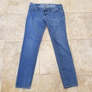 Bullhead Good Condition Extreme Skinny Blue Jeans